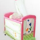BabyHit. Кроватка детская BabyHit BC-361 - PINK, Розовый
