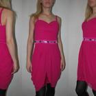 Очень красивое платье к новому году Lipsy размер ХС(8)