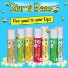 Органическиий бальзам для губ Sierra Bees в ассортименте Суперцена!