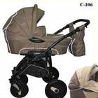 Универсальная коляска 2 в 1 Camarelo Jazz C. Выгодная цена