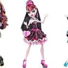 Куклы Монстер Хай  Monster High Сладкие 1600 Клодин Вульф Дракулаура Фрэнки Штейн(Sweet 1600)