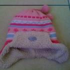 теплюща шапочка 2-4рочки