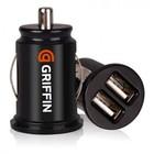 Авто зарядное для мобильных устройств на 2 USB Griffin
