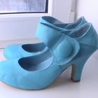 Туфли женские I love model girl,р.6,кожзам,Германия