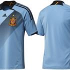 Фирменная футболка сборной Испании (X11346) m и L