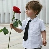 Шикарные галстуки для юных джентльменов - множество цветов