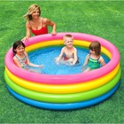 Надувной бассейн Intex Радуга 56441