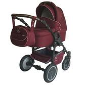Детская коляска 2 в 1 Victoria gold saturn eco