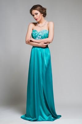 Вечернее,выпускное, коктейльное платье фото №4