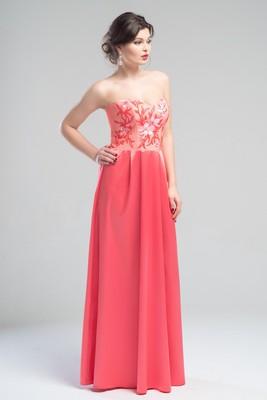 Вечернее,выпускное, коктейльное платье фото №1