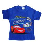 Отличные футболки с ярким принтом Тачки (р.1 год)