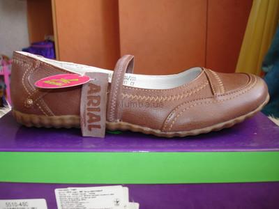 Туфли для девочки светло-коричневые новые 38,39 размер фото №1