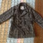 Пальто шерсть для мальчика ATIVO р-р 6; рост 116см