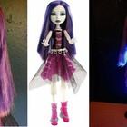 Кукла монстер хай Спектра Вондергеист Spectra Vondergeist она живая