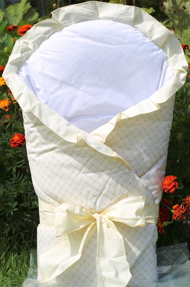 Одеяло на летнюю выписку