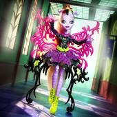 кукла монстер хай бонита фемур слияние монстров monster high bonita femur Freaky Fusion банита