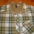 Стильная рубашка Divided  р.S cotton - 100%