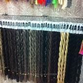 канекалон , материал для плетения афрокосичек