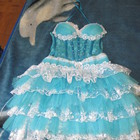 Выпускное платье короткое