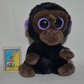 TY фирменный Милейшая мартышка обезьянка глазастик маленькая