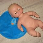 Кукла пупс Lauer Toys, 25 см наполняется водой