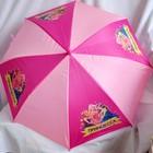 Принцессы - Детский зонтик с героями мультфильмов 45 см детям от годика
