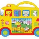 Kiddieland Развивающая игрушка автобус-телевизор