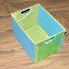 Коробка для хранения игрушек и прочего Ikea. Зеленый/Бирюзовый. Наличие Луганск