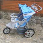 Двухместная коляска Instеp Safari Jogger сша