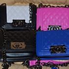 сумочки Chanel Boy мини (шанель бой) разные цвета