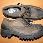 ЗАВОЗ ОБУВИ СЕГОДНЯ! Фирменные ботинки  АМ размер 45. Кожа. GERMANY