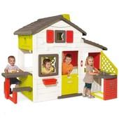 Детский игровой домик с кухней 810201