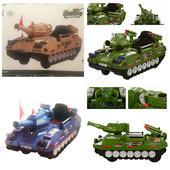 Детский электромобиль танк M 3123 R