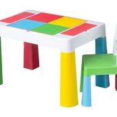 Детский стол Tega Baby multifun (стол + стульчик)