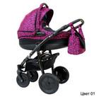 Дитяча коляска Androx RoxBaby New (Андрокс РоксБейбі Нью).
