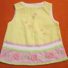 Брендовые платья на лето для девочки 6-9 мес
