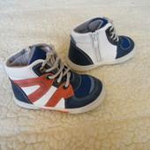Стильные ботинки стелька 13см в Наличии