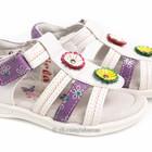 Босоножки, сандалии на девочку, новые, р.24,25,шлепки, макасины, тапочки, сандали, басаножки.