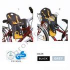 Велокресло BT-BCS-0001 до 15 кг, 3-ех точечный ремень безопасности