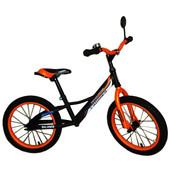 Беговел, велобег Crosser Balans 12, 14, 16 дюймов air. Надувные колёса. Супер-цена!!!