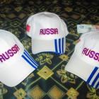 Кепки белые Adidas Россия арт. р45169