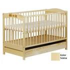 Детская кроватка Klups Radek V сосна