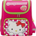 Ранец ортопедический 1 Вересня   Charmmy Kitty   (ярко-розовый)  551521