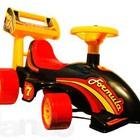 Каталка для гонщиков Формула-1, Технок. Багажник есть.Доставка по Киеву