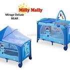 манеж-кровать Milly Mally Mirage Deluxe. Mirage