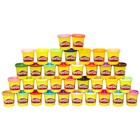Play-Doh пластилин по-штучно 32грн баночка 80грамм