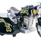 Электромобиль мотоцикл SC-881-Black