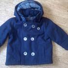 Пальто на мальчика 9-12 месяцев