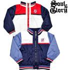 Куртка ветровка бомбер американка Soul & Glory Англия, 1 - 7 лет