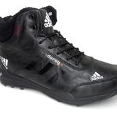 Мужские зимние ботинки Adidas Daroga, наличие